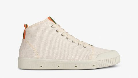 B2S Canvas Twill - Orange / Green Strap  http://www.springcourt.com.au/