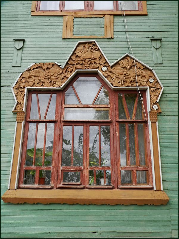 Деревянный провинциальный модерн - vita_colorata