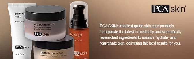 PCA skin care is free of synthetic dyes, synthetic fragrances, mineral oil, petrolatum, lanolin, phthalates and other known sensitizers. It's designed to deliver results without irritation.