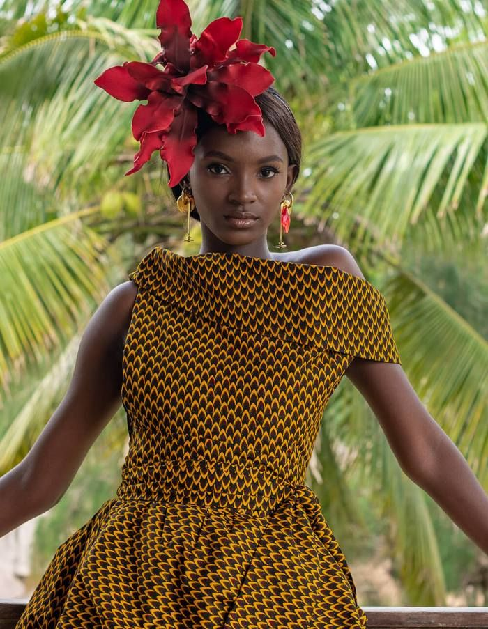 The power of beauty – African Fashion lookbook | A…