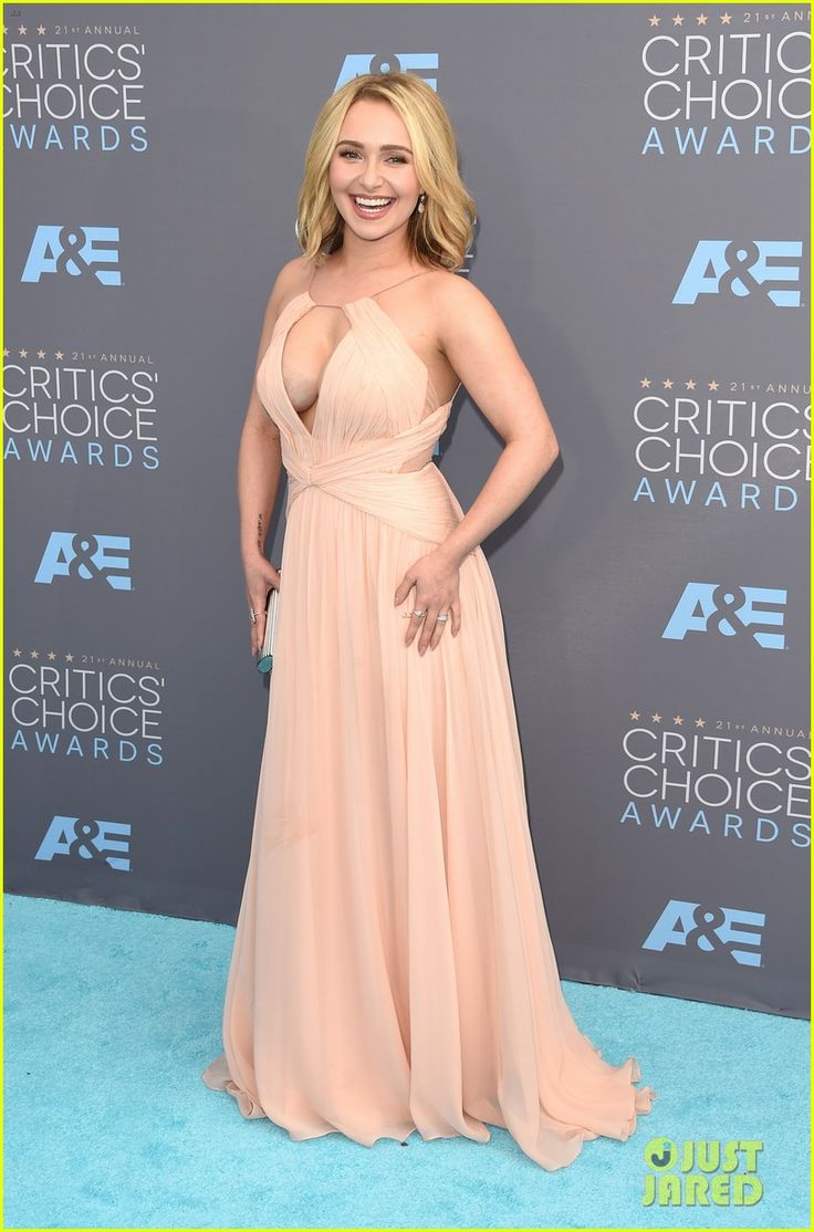 Hayden Panettiere & Jonathan Jackson Rep 'Nashville' at Critics' Choice Awards 2016!