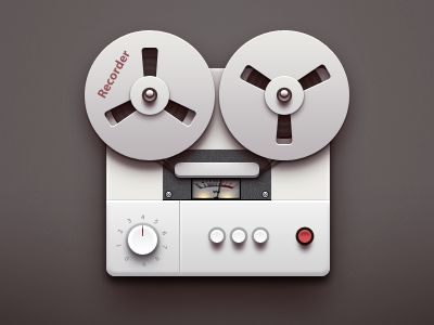 Cool Tape-Player