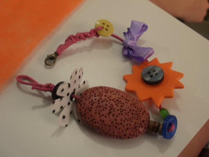 athina handmade jewel-bracelet