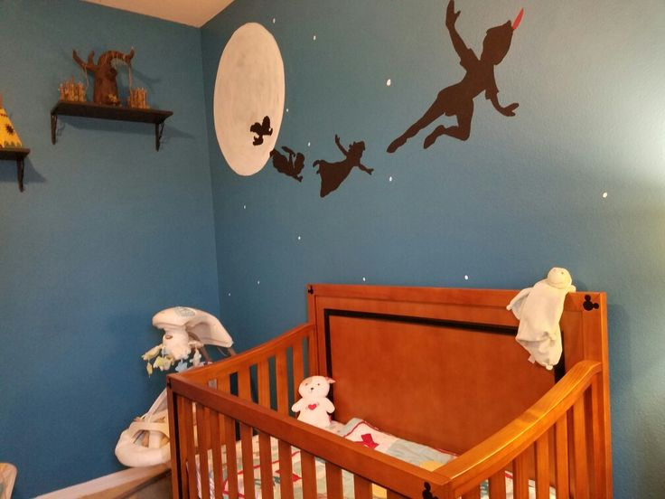 274 Best Peter Pan Nursery Images On Pinterest Nursery