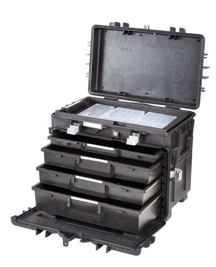 AI1.KT02 All-In-One Technicians Tool Case Trolley