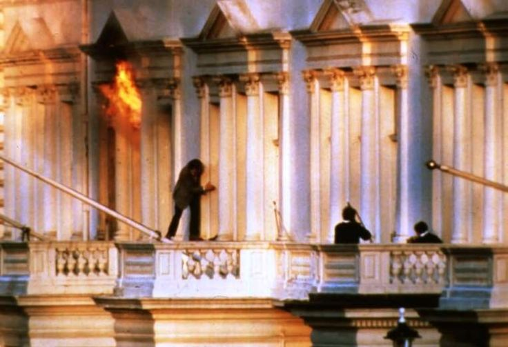 April 30,  1980: IRANIAN EMBASSY SIEGE IN LONDON  -    Six armed men storm and take control of the Iranian Embassy in London, U.K. Demanding the release of Arab prisoners in Khuzestan Province, Iran, they took 26 hostages, of which one was killed.