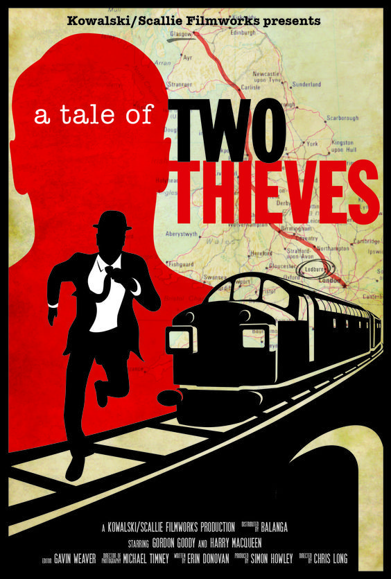 A new take on The Great Train Robbery
