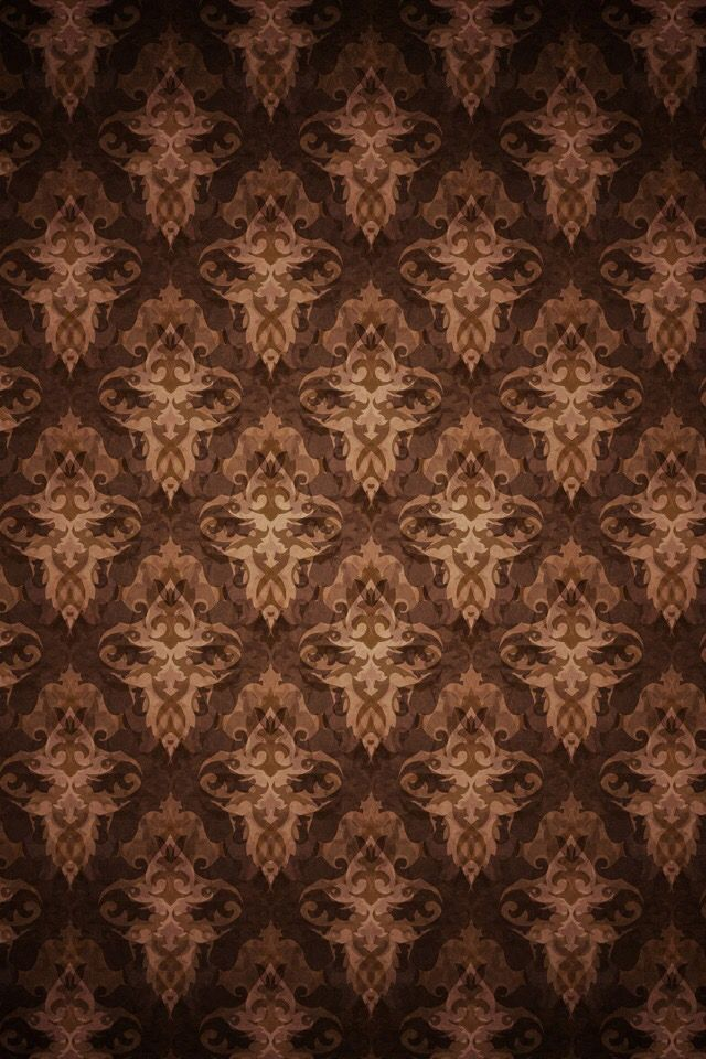 Victorian Wallpaper, Wallpaper S, Vintage Wallpapers, Vintage Backgrounds,  Background Vintage, Brown, Patterns, Motel, Android
