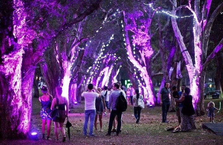 Centennial Park. Sydney.