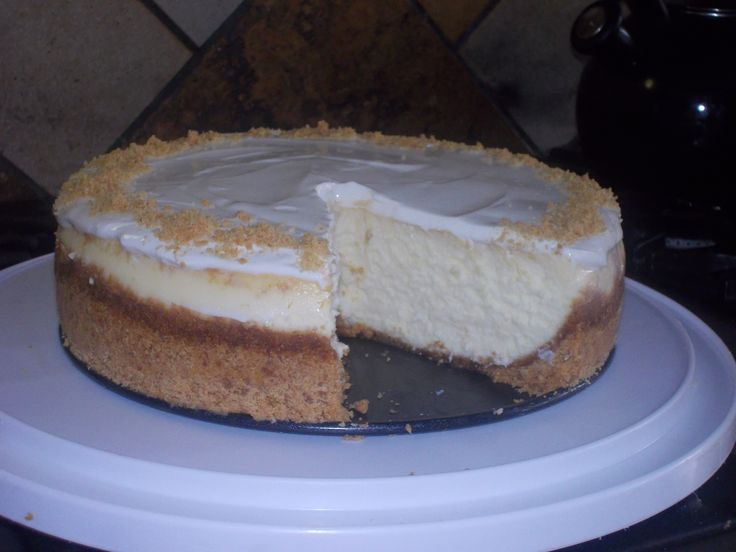 Cheesecake perfection