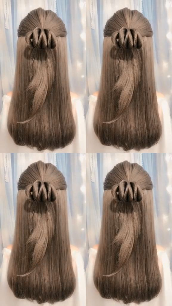 20 Straightforward Hairstyles for Lengthy Hair (30 Seconds or Much less)