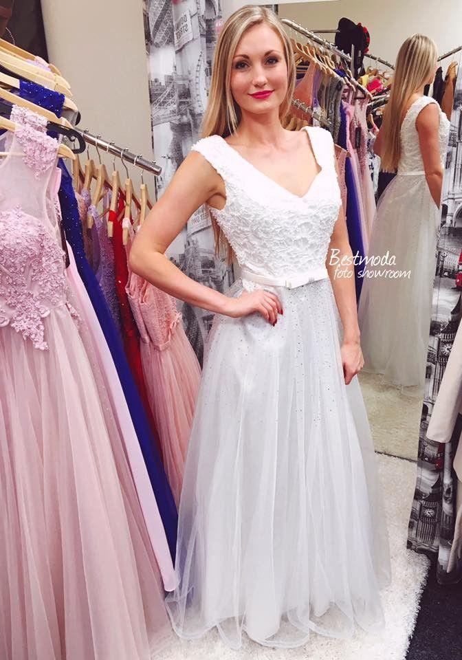 Wedding dress Christine in stock