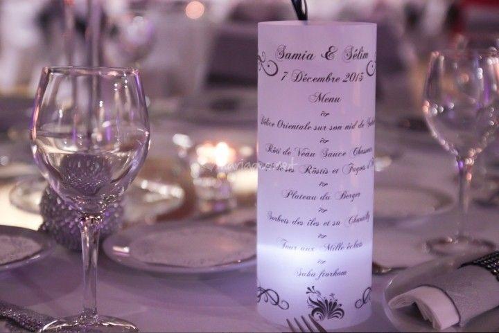 6 menus de mariage pas chers et originaux