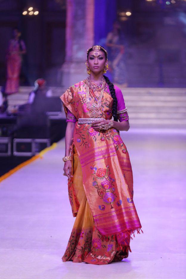 Gaurang Shah - Designer Paithani