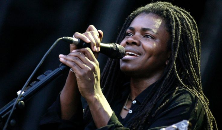 Twenty-seven years ago, Tracy Chapman's debut album launched her career as a popular singer songwriter. She has since released eight top-selling albums and maintained a world-wide following. Now, she's releasing an album of her greatest hits. It's intended to be a crowd-pleaser, she says.