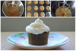 Carrot cupcake method