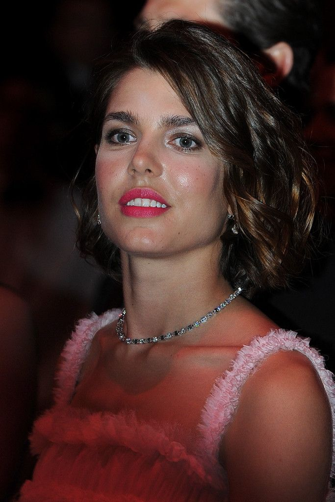 Charlotte Casiraghi Photo - Bal De La Rose Du Rocher In Aid Of The Fondation Princess Grace - 150th Anniversary Of The SBM