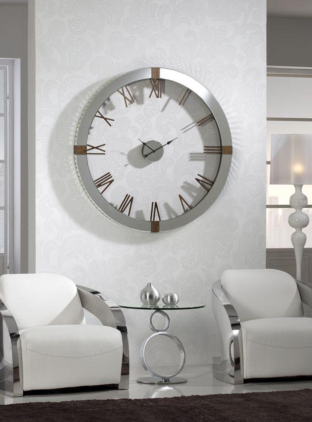 Genial reloj cocina dise o im genes relojes de pared - Relojes cocina modernos ...