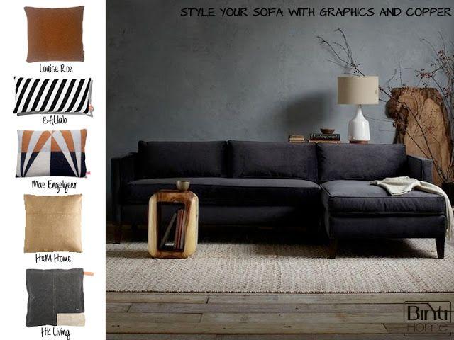 25 beste idee n over zwarte bank op pinterest zwart bank decor donkere bank en grote bank - Zwarte bank lounge ...