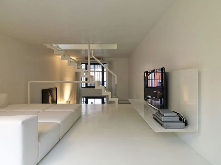 Twin Lofts by Federico Delrosso Architects | HomeDSGN, a daily source for inspiration and fresh ideas on interior design and home decoration.