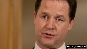 The coalition made a mistake in cutting back capital spending when it came into office, Nick Clegg has said