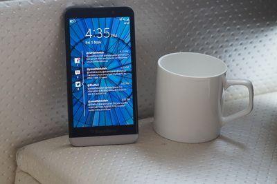 A latest new model smart phones