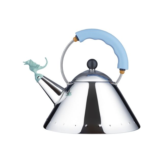 Alessi presents Tea Rex, 9093 REX, Kettle, the exclusive design. Discover the entire collection of Alessi products online.