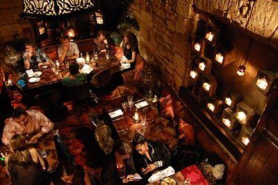 404 Resto - Moroccan food/Marais