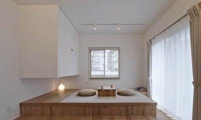 魅力満載!小上がりの畳スペース事例画像集