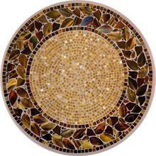 KNF Honey Ivy Mosaic Table