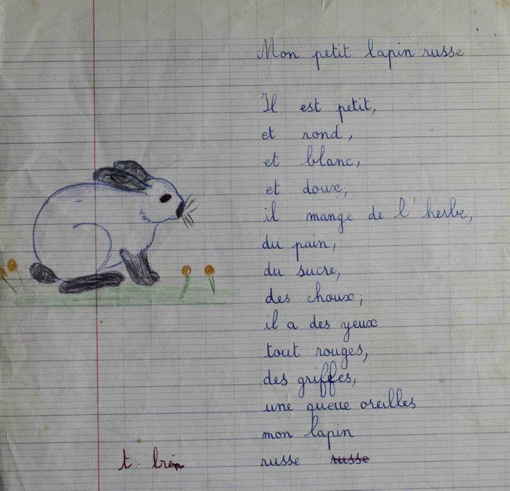 Ilustración vintage del Conejito de Pascua. www.lacestadelaabuelita.com