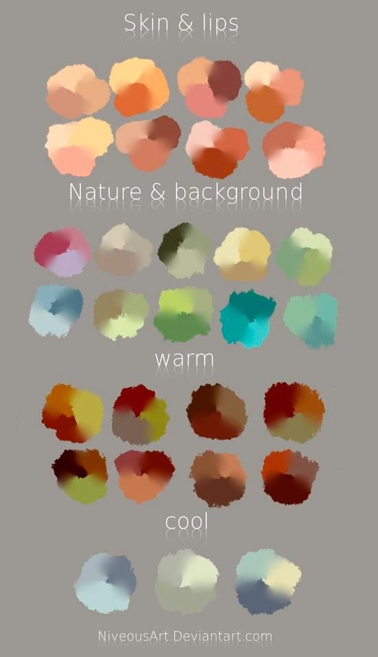 Color Pallete …