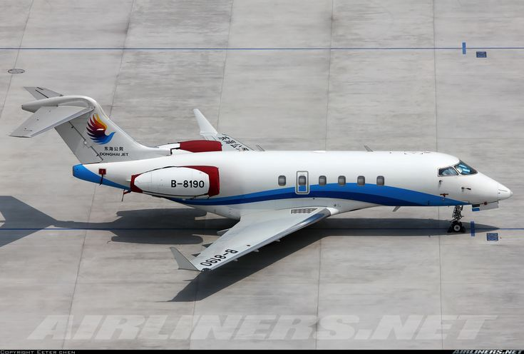 Bombardier Challenger 300 (BD-100-1A10) - Donghai Jet | Aviation Photo #4420469 | Airliners.net