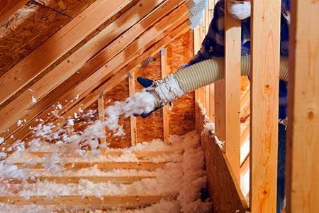 Cellulose and fiberglass are the two most popular types of blown insulation, and they each have some pros and cons. This home improvement article discusses some details on the differences between cellulose and fiberglass insulation.