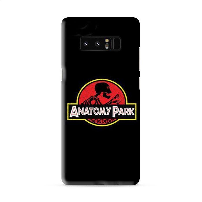 Anatomy Park Samsung Galaxy Note 5 3D Case Caseperson