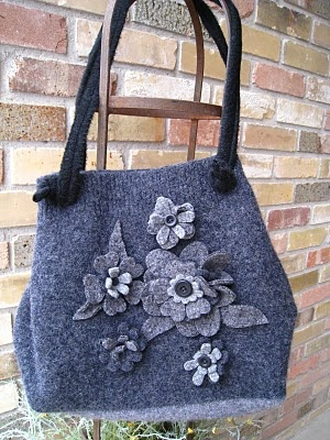 Sweater to bag. For sale on this site.
