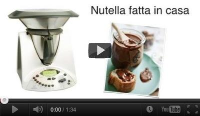 Nutella con il Bimby: Tutte le Ricette per Preparare la Nutella