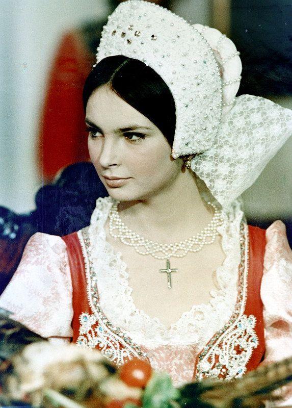 Anna Dymna w 1973 roku
