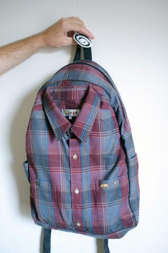 Выкройки сумок рюкзаков из кожи