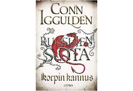 Conn Iggulden: Ruusujen sota; Korpin kannus
