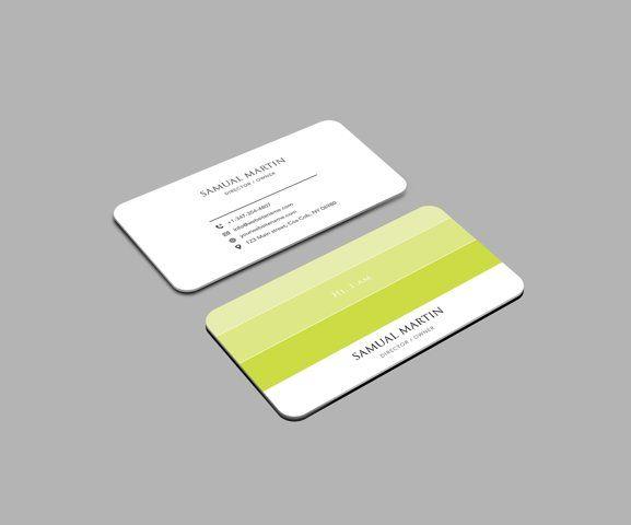 Beautiful Colours Modern Art Business Card 77532 Business Cards Design Bundles In 2021 Art Business Cards Business Card Template Design Business Card Design