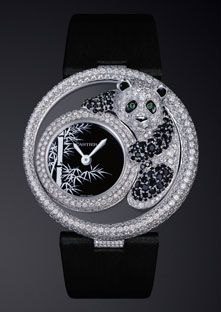 Gorgeous panda watch.