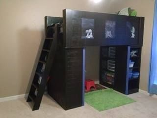 1000 Images About Pallet Loft Beds For Callie On Pinterest