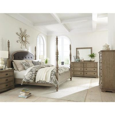 Laurel Foundry Modern Farmhouse Cleo Bed Rails Size: Queen