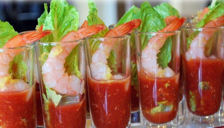 Shrimp Shooters are an easy and elegant appetizer for any holiday occasion. The small shooter glasses make for a great presentation!