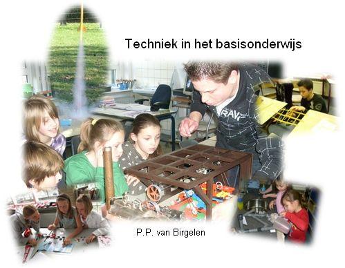 Techniek in het basisonderwijs - Home Site met lessen voor alle bouwen