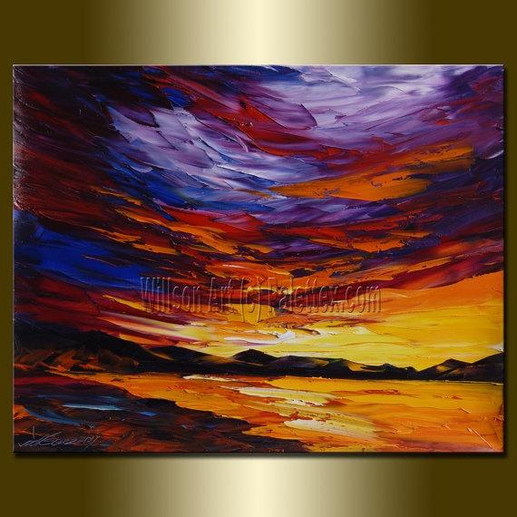 .: Originals Texture, Palettes Knifes, Colors, 16X20 Texture, Knifes Seascape, Texture Palettes, Seascape Paintings, Originals 16X20, Knives