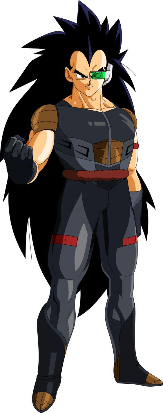 You know that armor that Vegeta wore in his 'cough' battle with Frieza? This is the MLL version of it