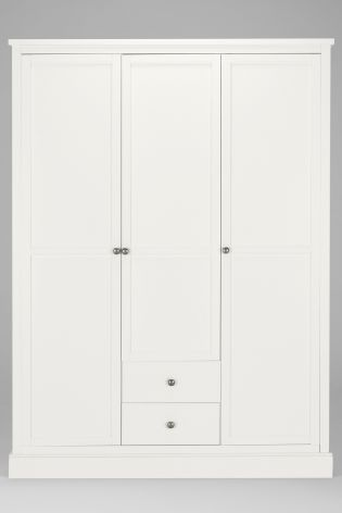 Buy Hove Triple Wardrobe from the Next UK online shop