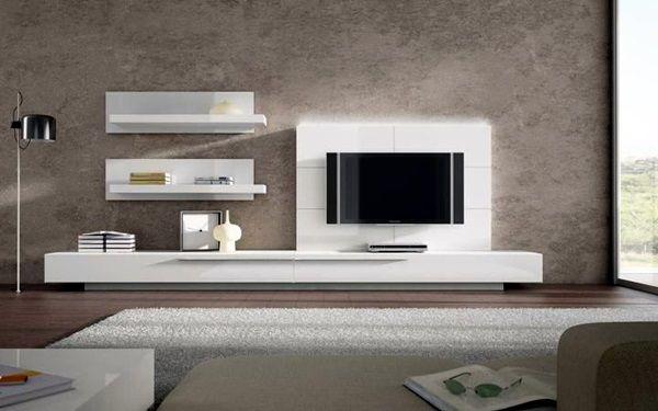 Unique Tv Wall Unit Setup Ideas (22)